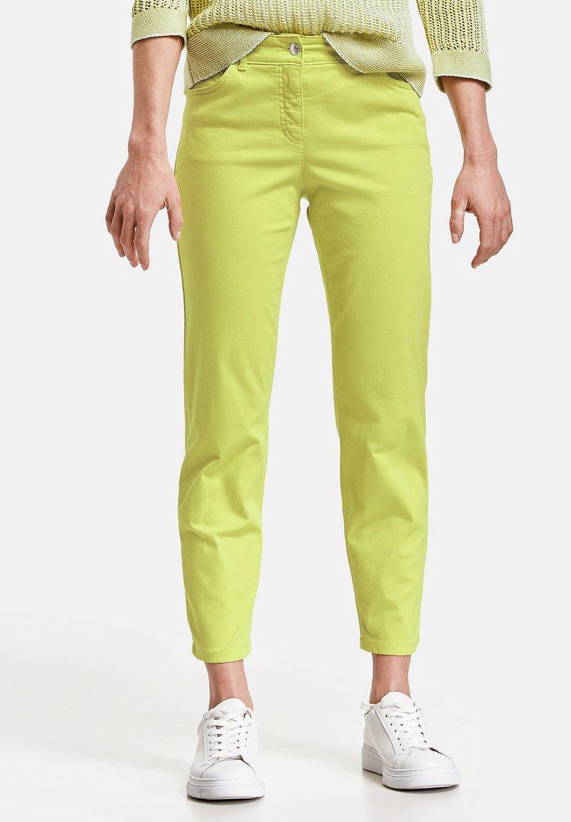 Gerry Weber - Slim fit jeans - lime