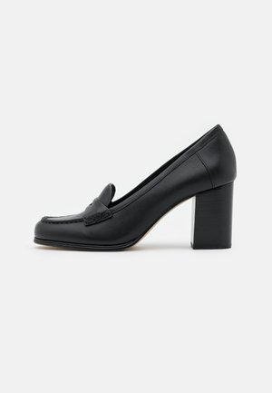 BUCHANAN MID LOAFER - Decolleté - black