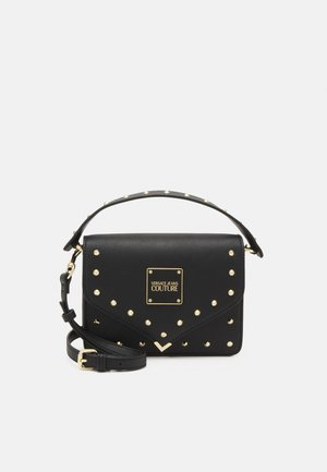 STUDS REVOLUTION CROSSBODY - Torebka - nero