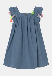 Marks & Spencer London - BUTTERFLY DRESS - Spijkerjurk - blue denim - 1