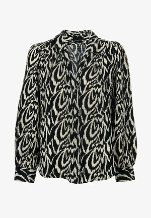 Skjorte - black /white