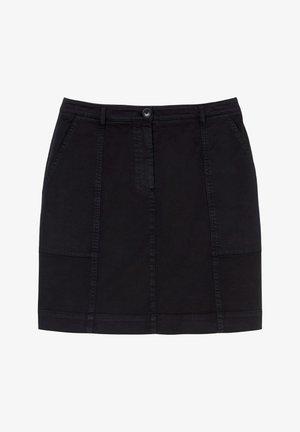 A-line skirt - dark atlantic