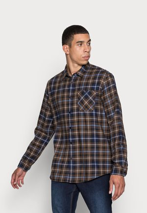 Shirt - brown