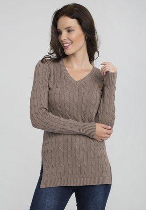 Trui - light brown