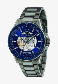 Maserati - Chronograph watch - grau - 1