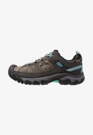TARGHEE III WP - Hiking shoes - alcatraz/blue turquoise