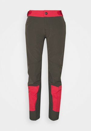 PANTS SHELTER - Outdoor-Hose - root brown
