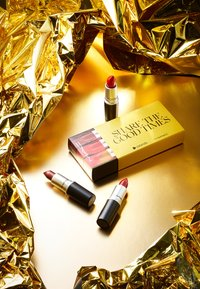 MAC - SHARE THE GOOD TIMES: EXCLUSIVE LIPSTICK TRIO - Paleta do ust - - - 6