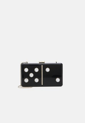 DOMINO - Clutch - black