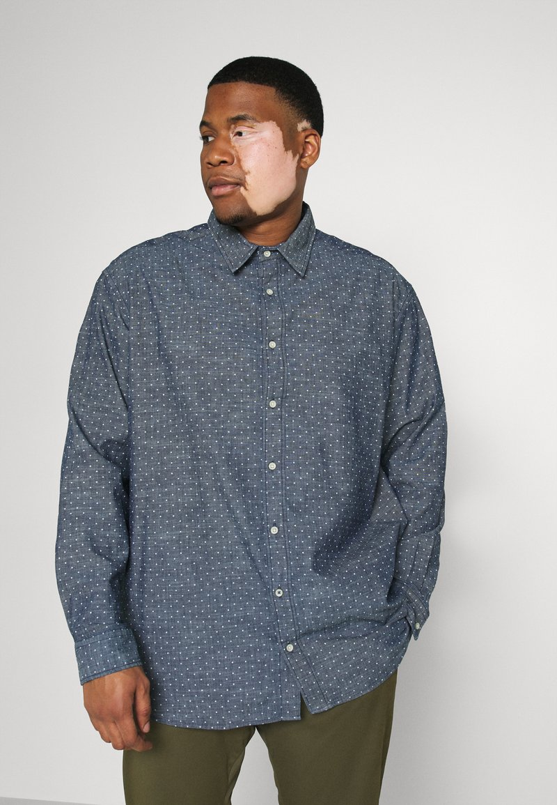 Jack & Jones - CLASSIC - Overhemd - navy blazer