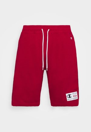BERMUDA - Sports shorts - red