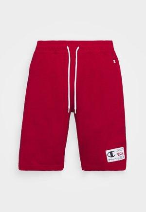BERMUDA - Pantaloncini sportivi - red