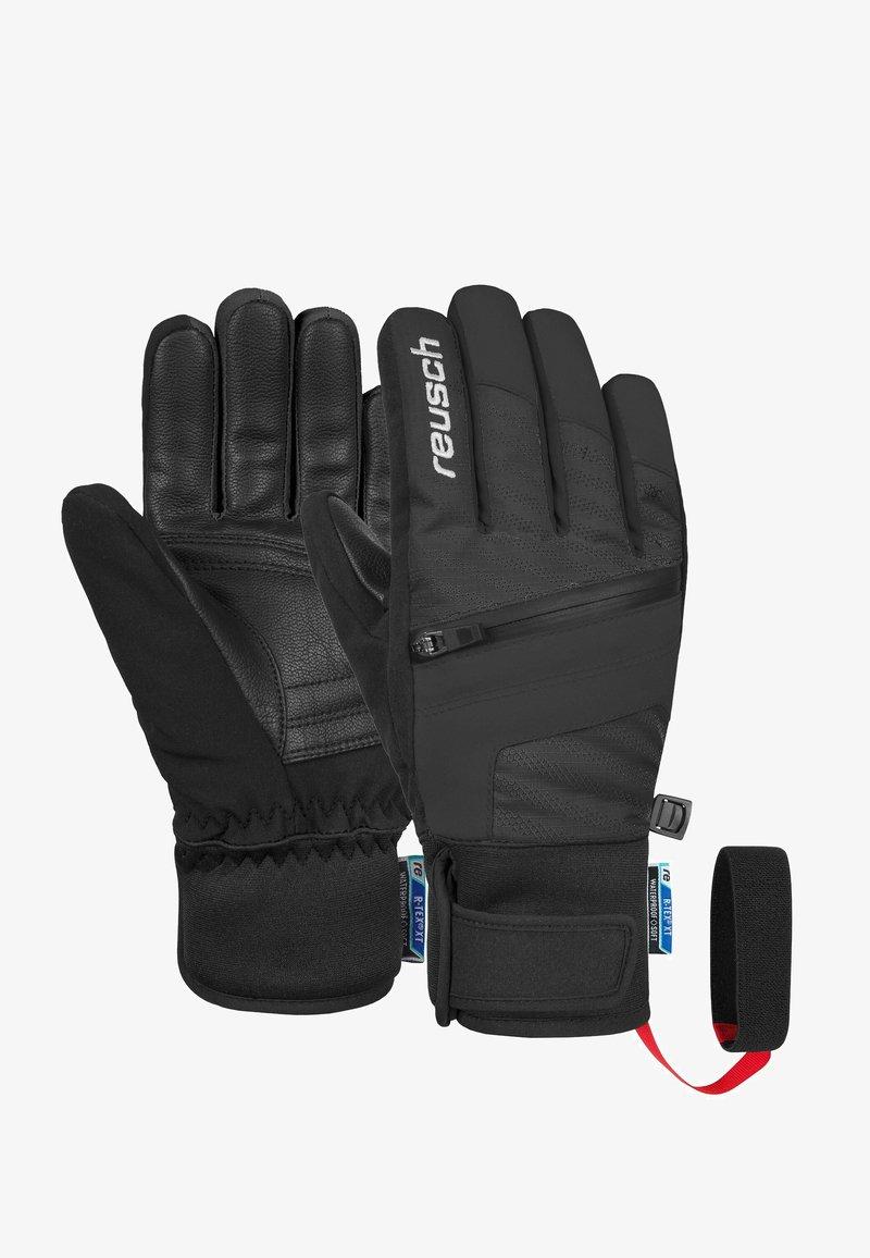 Reusch - Gloves - black / white