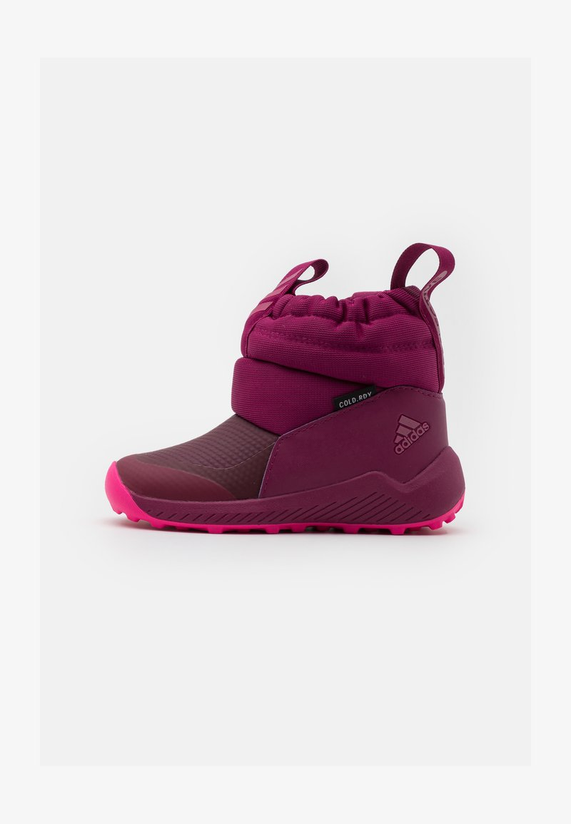 adidas Performance - ACTIVESNOW COLD.RDY SPORTS SHOES - Winter boots - power berry/shock pink/footwear white