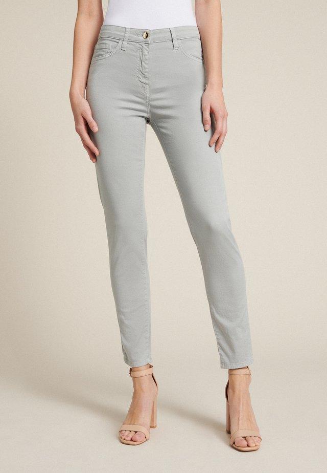 ANNUAL - Skinny džíny - grigio