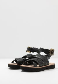 Scotch & Soda - PHIONA  - Sandalias - black - 4