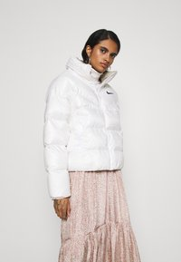 Nike Sportswear - Down jacket - white/stone/black - 0