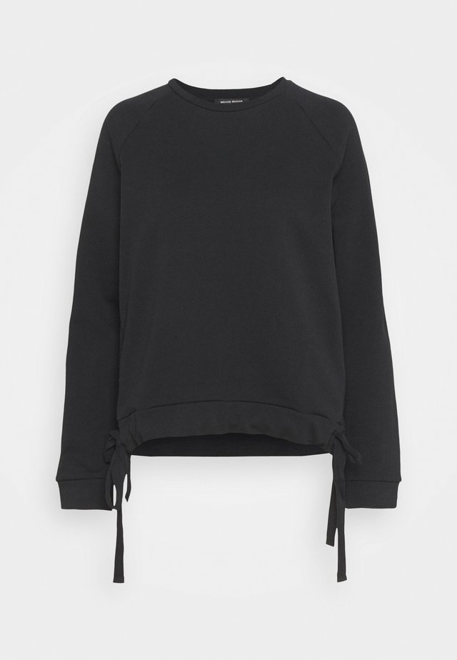 PARLA PALLOU - Sweatshirt - black