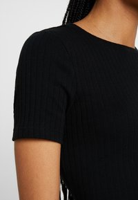 TWINTIP - Shift dress -  black - 5