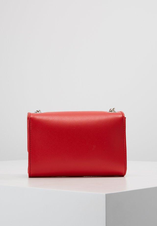 RANMA - Across body bag - rosso