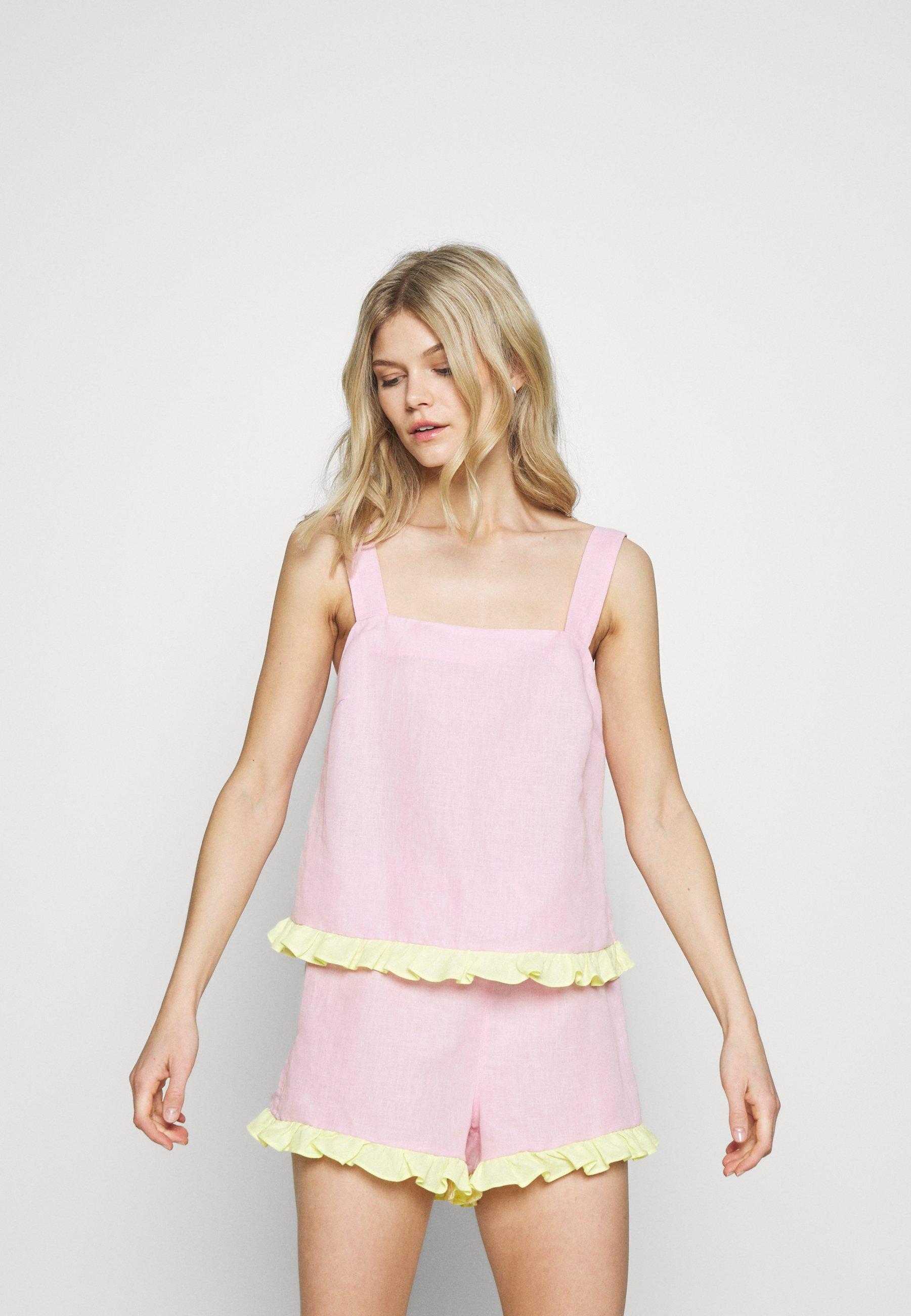 Donna EMELIE CAMI - Maglia del pigiama