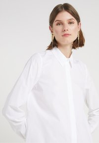 Bruuns Bazaar - ROSA ALLIA DRESS - Shirt dress - white - 4