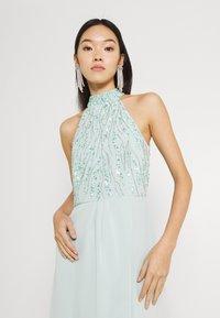 Lace & Beads - STELLA MAXI - Ballkjole - mint - 3