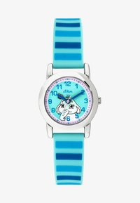 s.Oliver - ANALOG QUARZ - Uhr - multi-coloured - 0