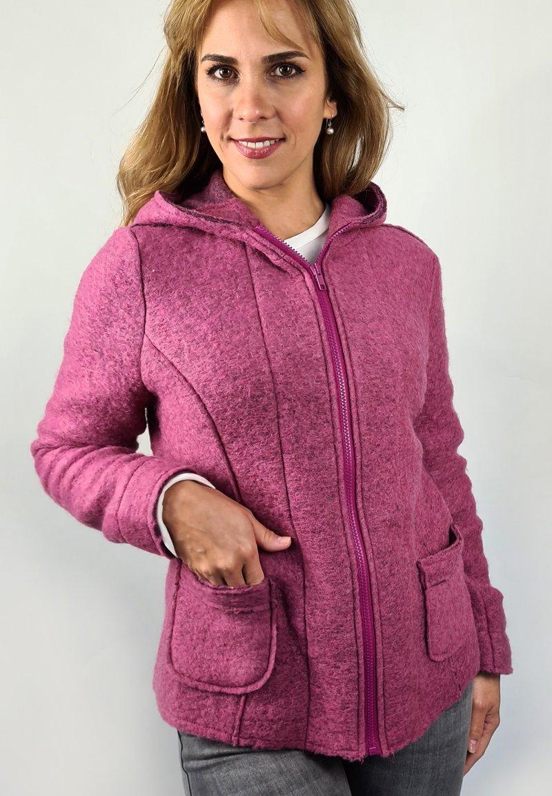 Heimatliebe - Light jacket - pink