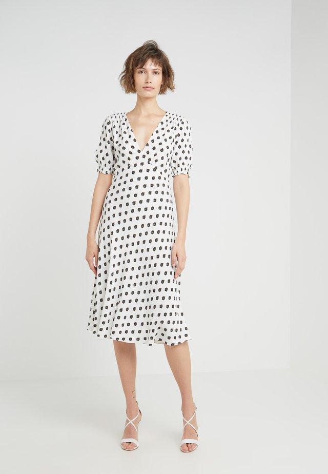 JEMMA - Korte jurk - ivory