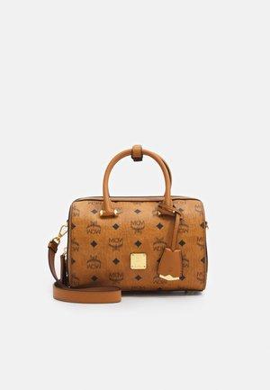 Handväska - cognac