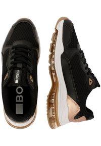 Björn Borg - X500  - Sneakers laag - black - 1