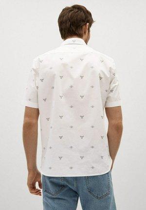 NEWYEAR-H - Shirt - hvit