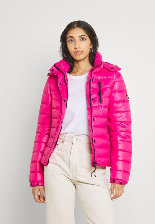 SHINE FUJI  - Zimní bunda - hot pink