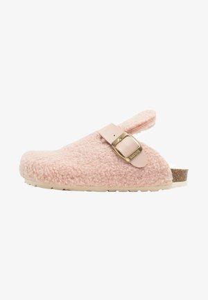 ALPINE  - Clogs - pink