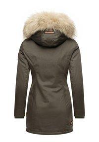 Navahoo - Winter coat - dark grey - 3