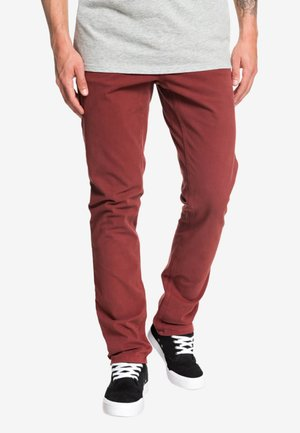 KRANDY - Trousers - red