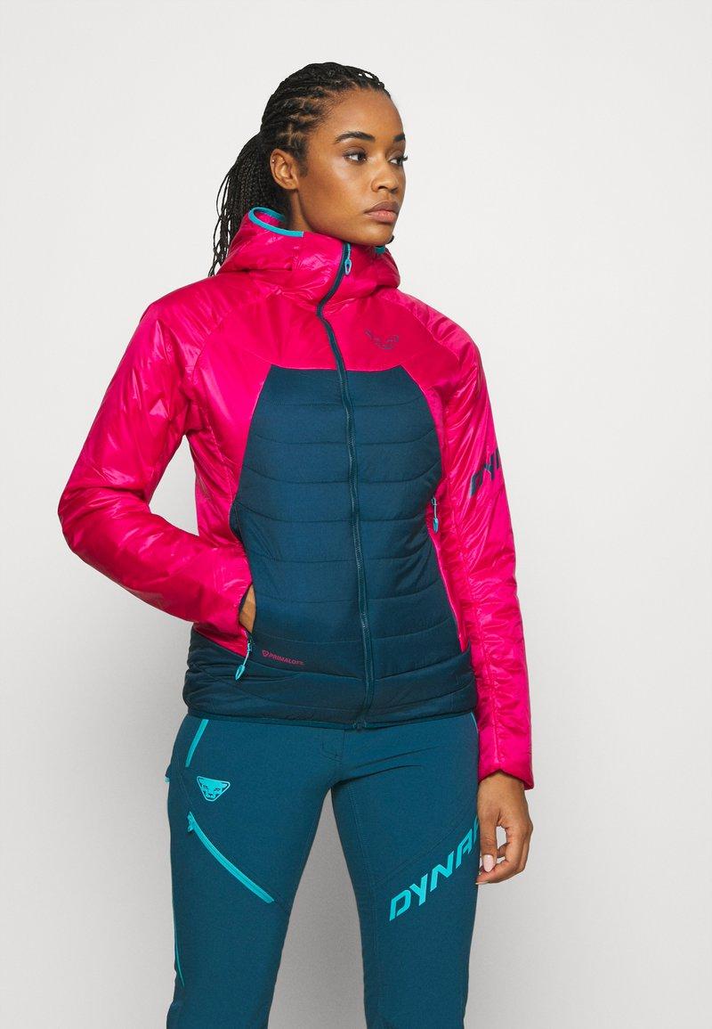 Dynafit - RADICAL HOOD - Ski jacket - flamingo