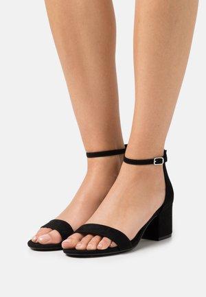 ILEANA - Sandals - black
