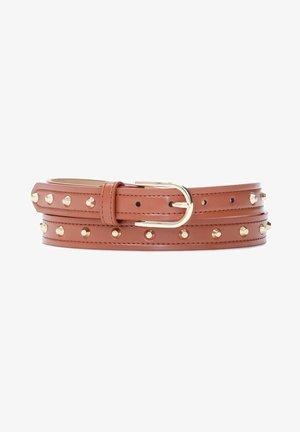 BRAK  - Belt - brown