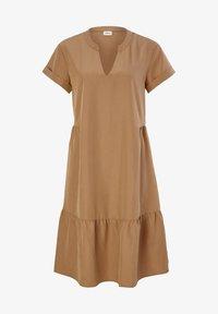 s.Oliver BLACK LABEL - Day dress - brown - 6