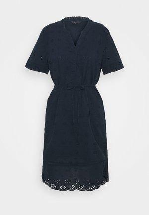 BRODERIE - Sukienka letnia - dark blue