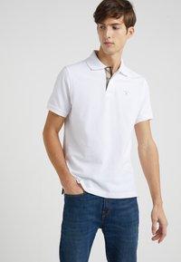 Barbour - TARTAN  - Polo shirt - white - 0