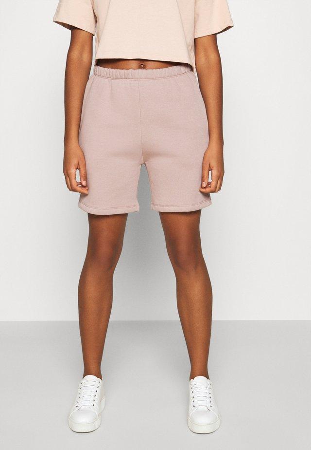 COZY - Shorts - mauve