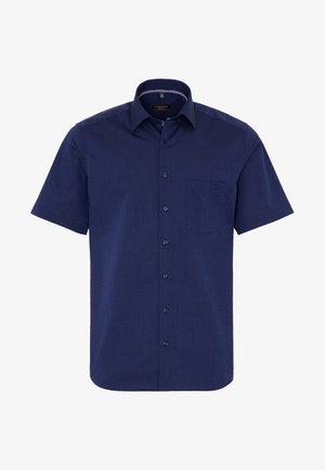 FITTED WAIST - Shirt - dark blue