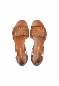 COX - Sandals - lightbrown - 3