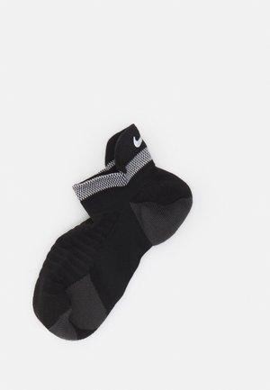 SPARK CUSH UNISEX - Sports socks - black/reflective