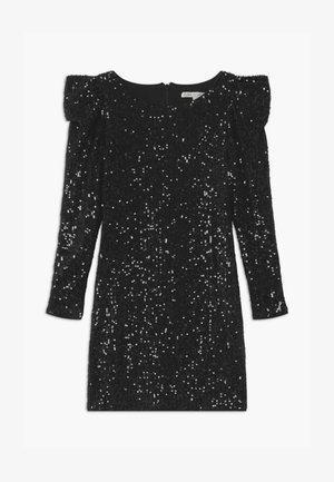 ABITO PAILLETTES - Cocktail dress / Party dress - nero
