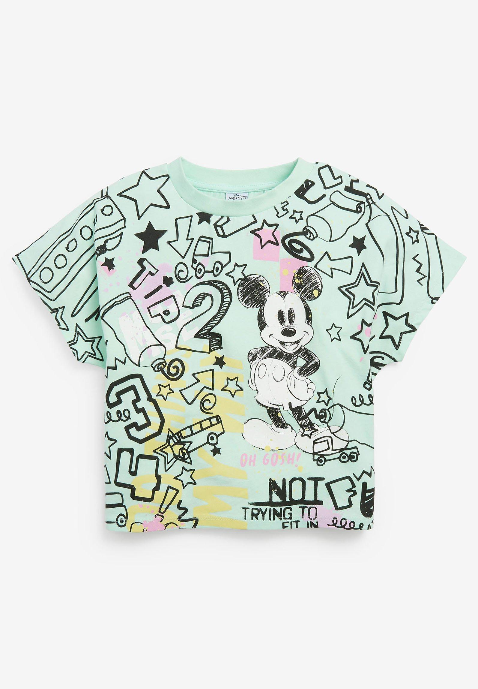 Bambini DISNEY GRAFFITI MINNIE MOUSE - T-shirt con stampa