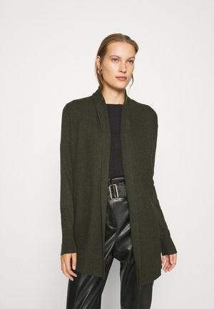 BELLA THIRD - Strickjacke - fern green